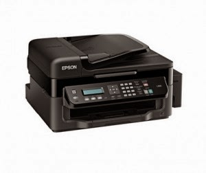 Snapdeal: Buy Epson L555 Print, Scan, Copy, Fax And Wifi With Ink Tank System at Rs. 15337