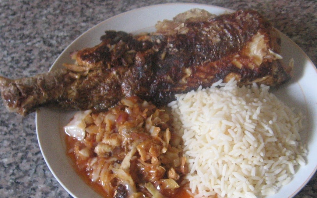 Easy pan grilled fish dinner for Pan grilled fish
