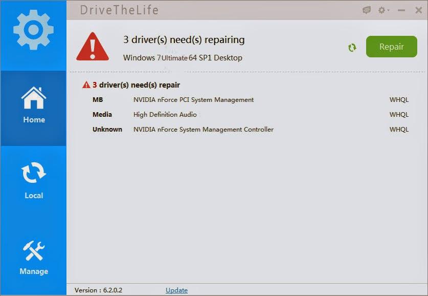 fix nvidia driver
