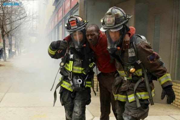 Chicago Fire - Arrest In Transit - Review