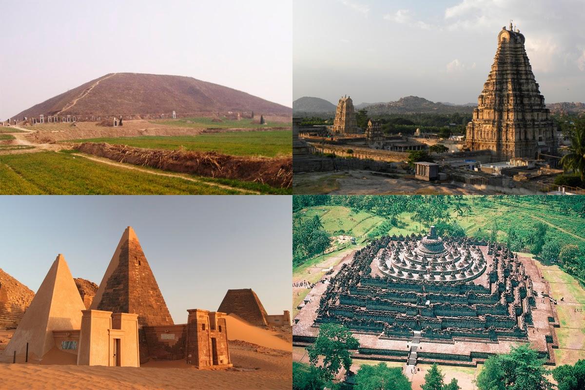 Pirámides de África