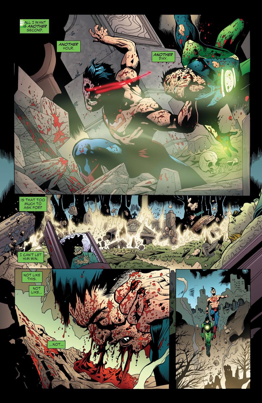 Green Lantern: The Sinestro Corps War Full #1 - English 242