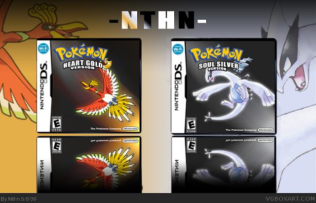 Pokemon roms gba nds download pokemon heartgold soulsilver rom