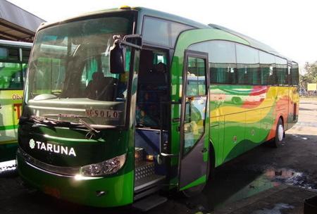 Tarif Bus Pada Hari Lebaran Semakin Menggila