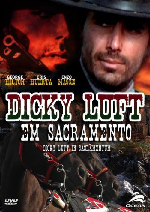 Dicky Luft em Sacramento