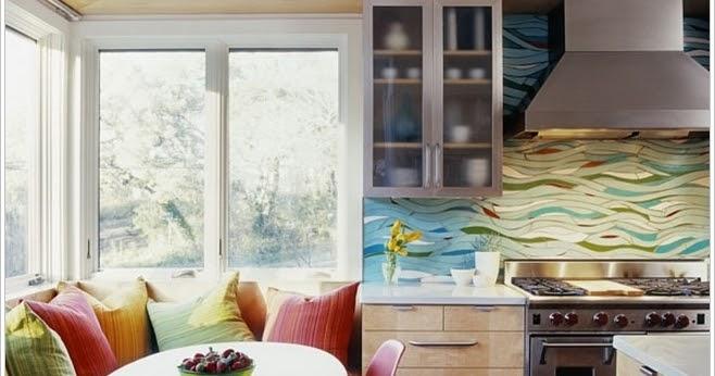 Jolies Conceptions Des Murs De Cuisine Dcor De Maison