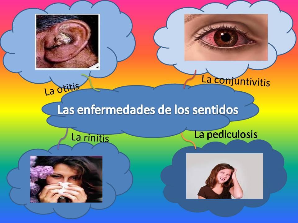 enfermedad de los sentidos: