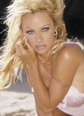 Pamela Anderson John Photoshoot