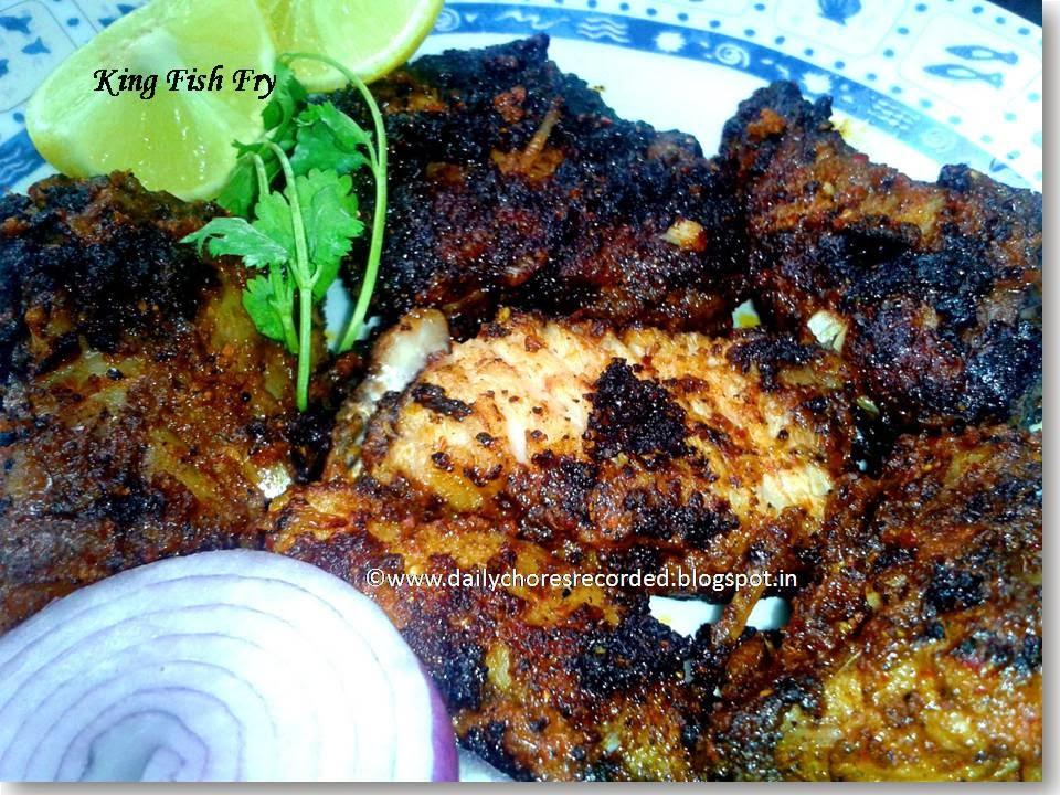 King Fish - Fry