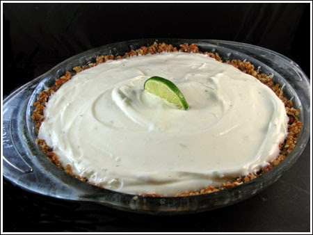 Generations of Southern Recipes: Margarita Pie and Hurricane Charley