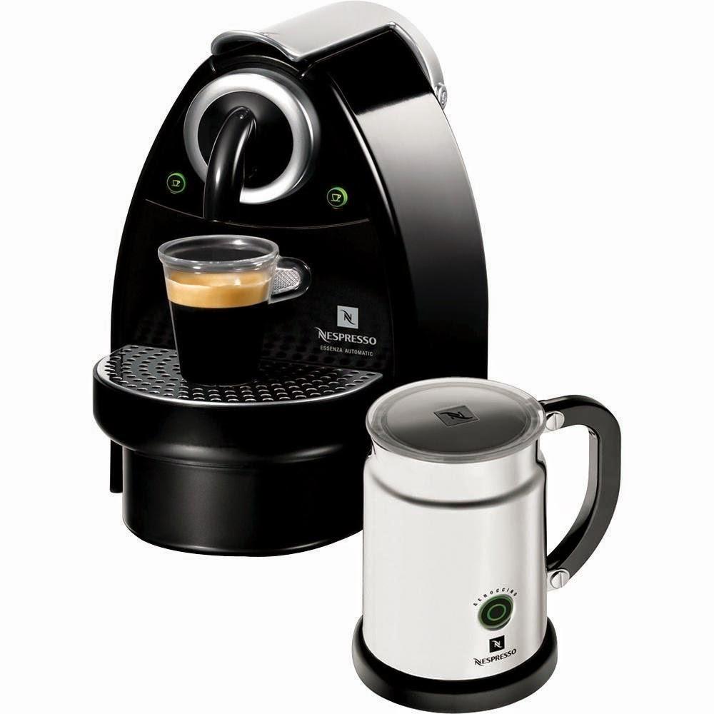 Nespresso C100-US-AERO Essenza