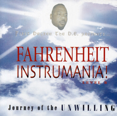 First Degree The D.E. – Fahrenheit Instrumania! Level B: Journey Of The Unwilling (2005) (VBR V2)