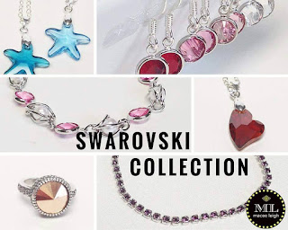 MAcee leigh swarovski collection jewerly