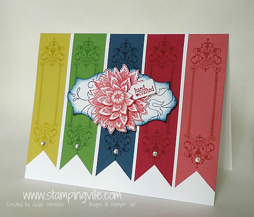 Stampin' Up!'s newest In Colors
