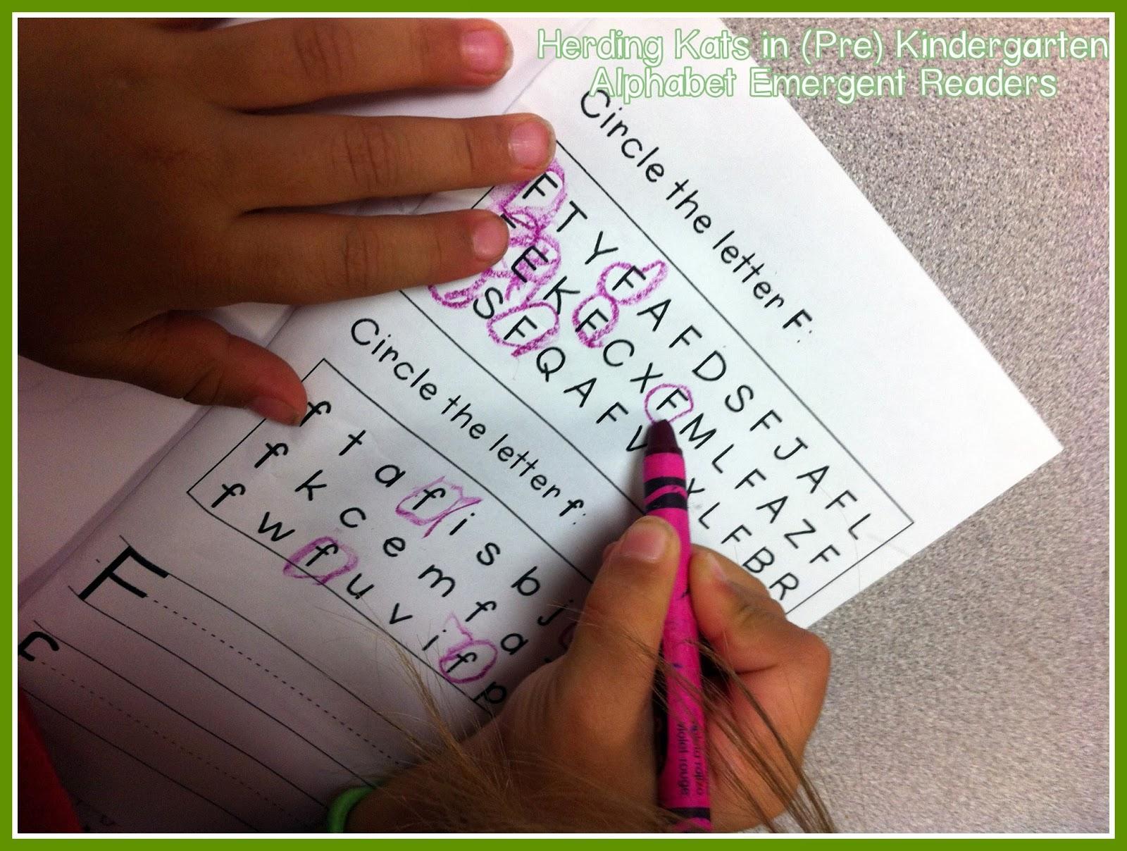 https://www.teacherspayteachers.com/Product/Alphabet-Emergent-Readers-1459026