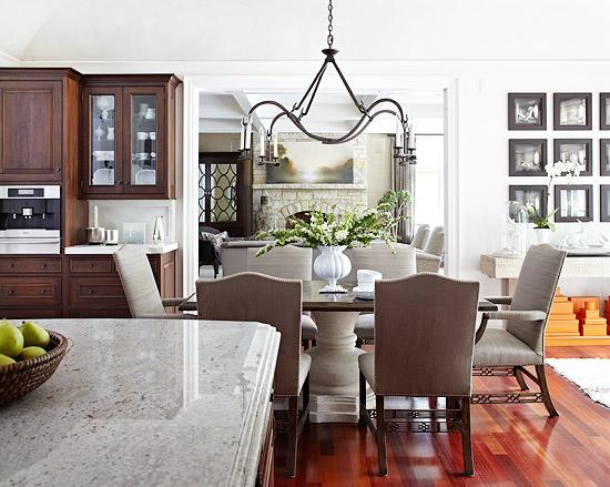 Mix and chic beautiful kitchen inspirations - The most beautiful kitchen designs ...