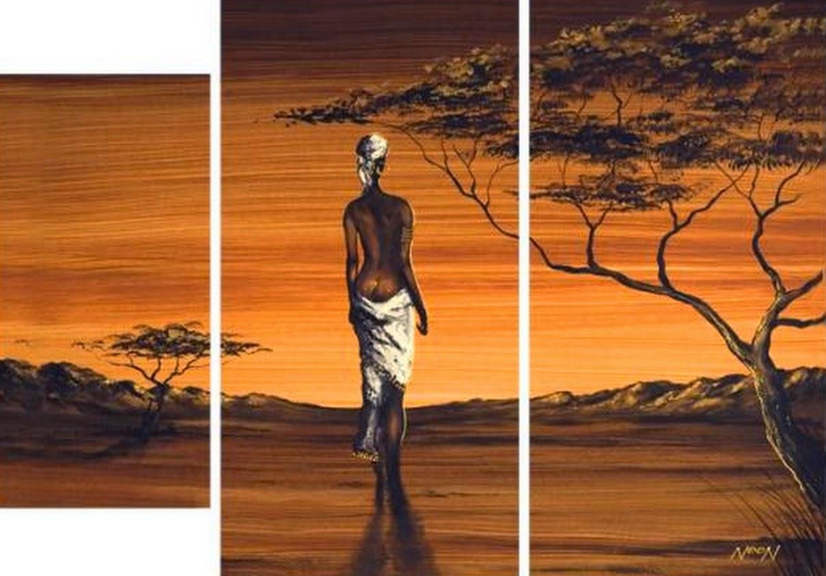 paisajes-africanos-al-oleo