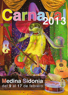 Carnaval de Medina Sidonia 2013 - Alberto Estudillo Utrera - La Bruja Piti