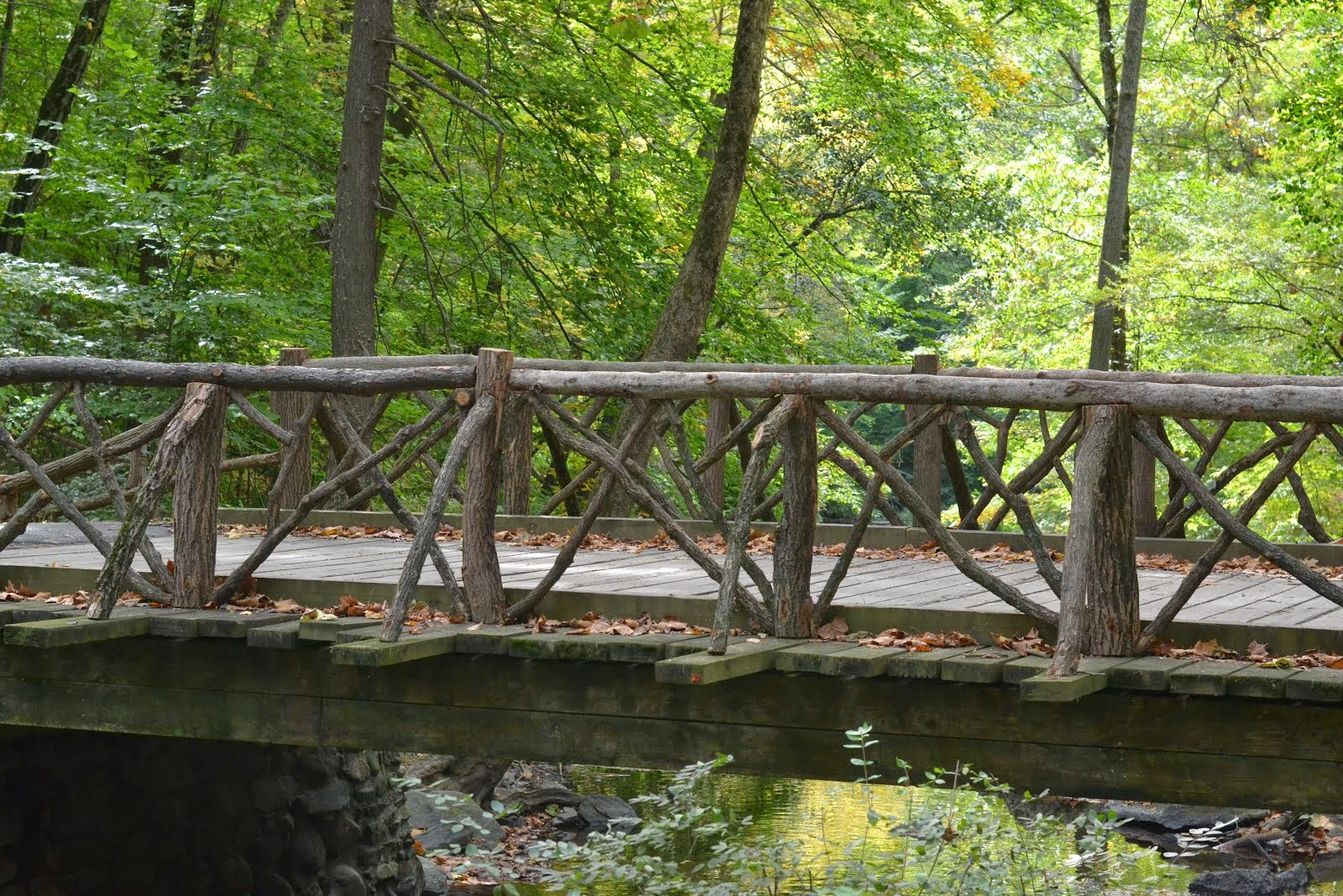 Bridge of the Headless Horseman