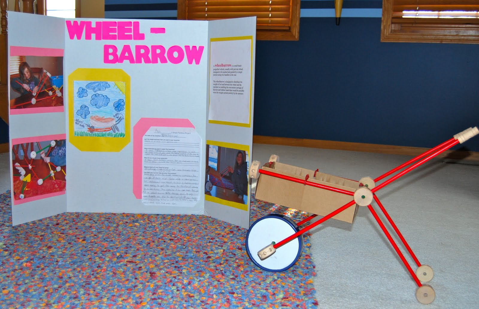 Simple machines project ideas - Ava S School Project