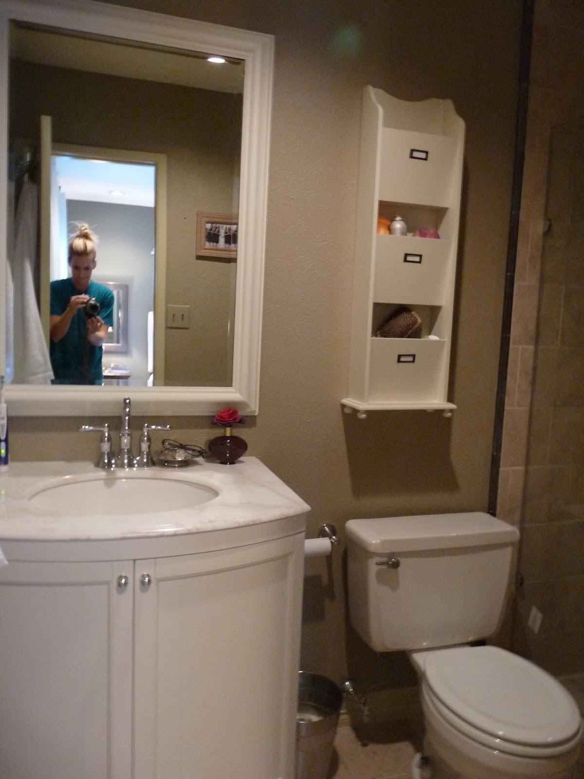 The happy homebodies new master bathroom upgrades for Bathroom upgrades