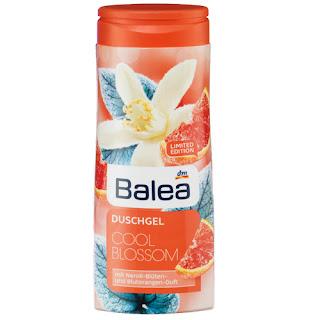 Preview: Balea Limited Edition: Der Herbst kommt! - Balea Cool Blossom Duschgel - www.annitschkasblog.de