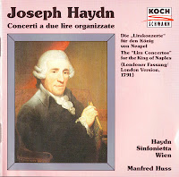 Haydn by Huss (5 Lira Concerti & 6 Scherzandi)