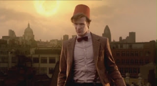 Dr. Who with Fez