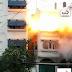 بالفيديو..لحظة قصف منزل بقطاع غزة بواسطة طيران قوات الاحتلال