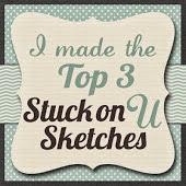 Stuck on U Sketch Challenge