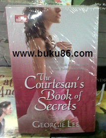 Novel The Courtesan's Book Of Secrets By Georgie Lee