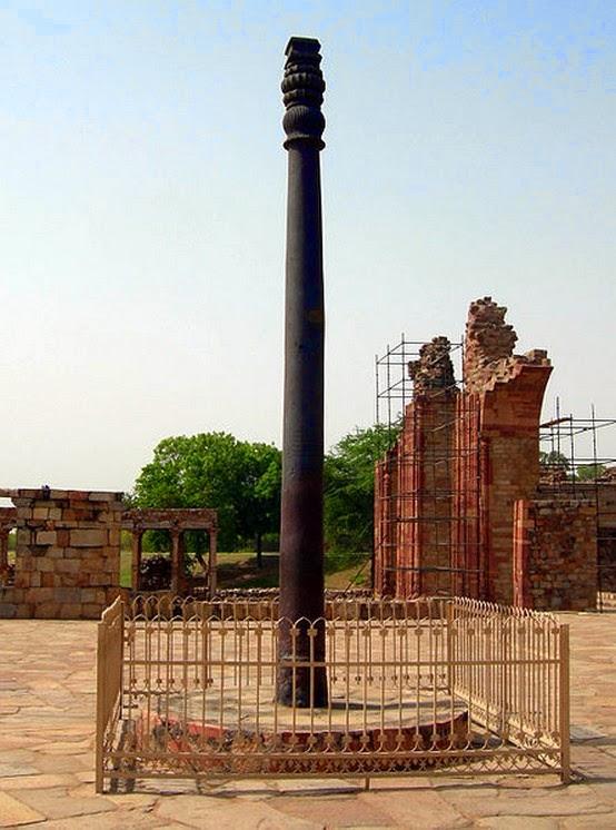 Delhi Iron Pillar 3