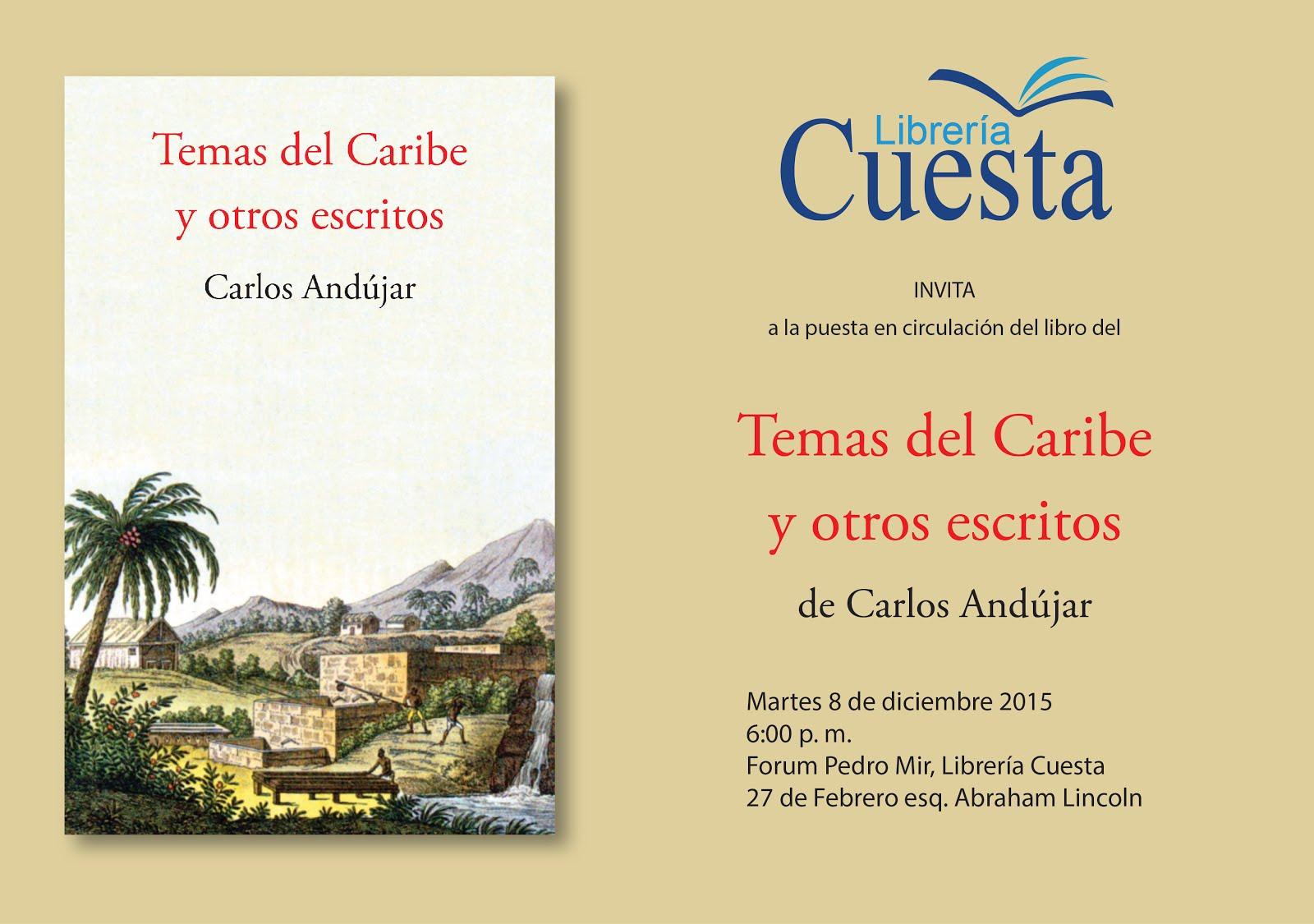Temas del Caribe y otros escritos,