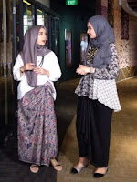 Gambar Fashion Hijab Zaskia Sungkar