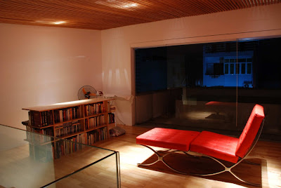Reading Room Design