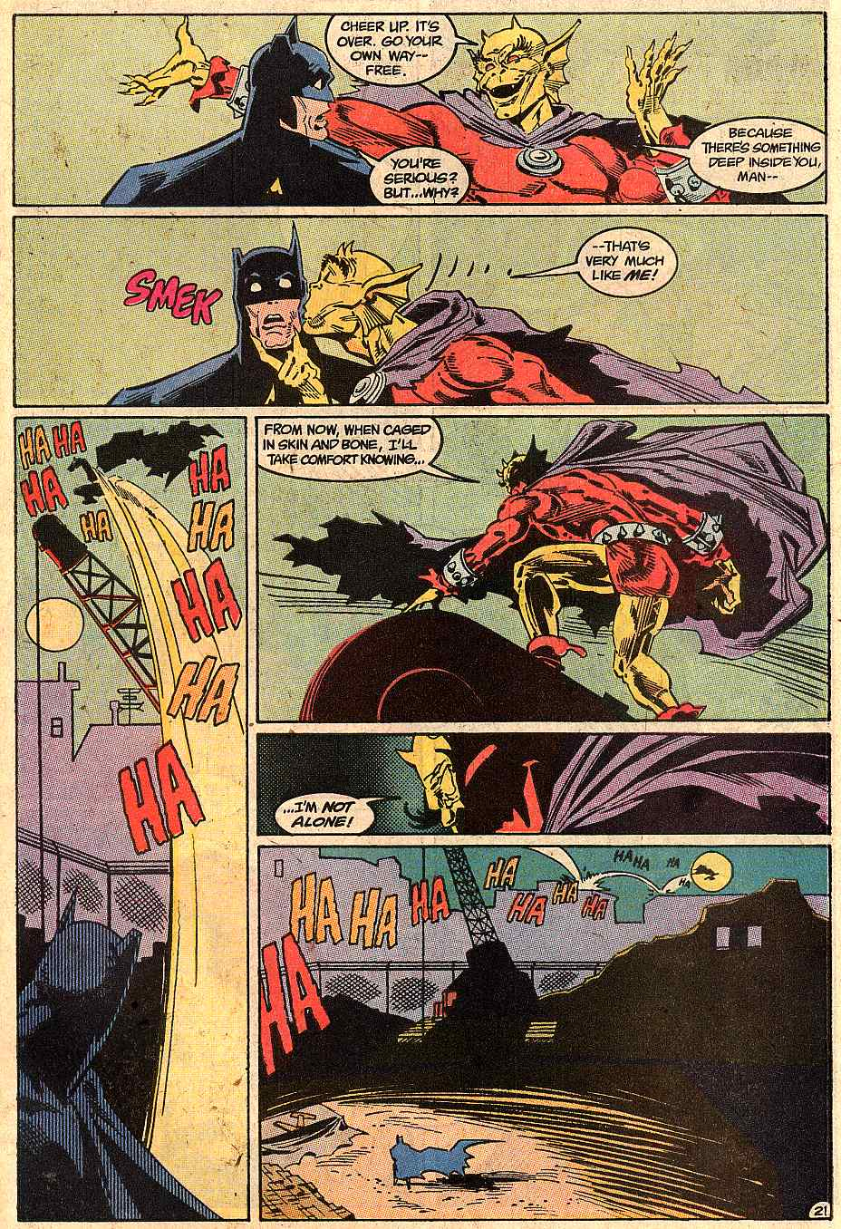 Detective Comics (1937) Issue #603 Page 22
