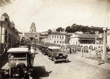 ESTACAO FERROVIARIA 1930