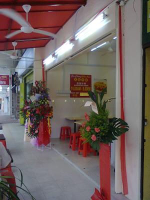 Tan Chong mix rice congratulation flower bouquets
