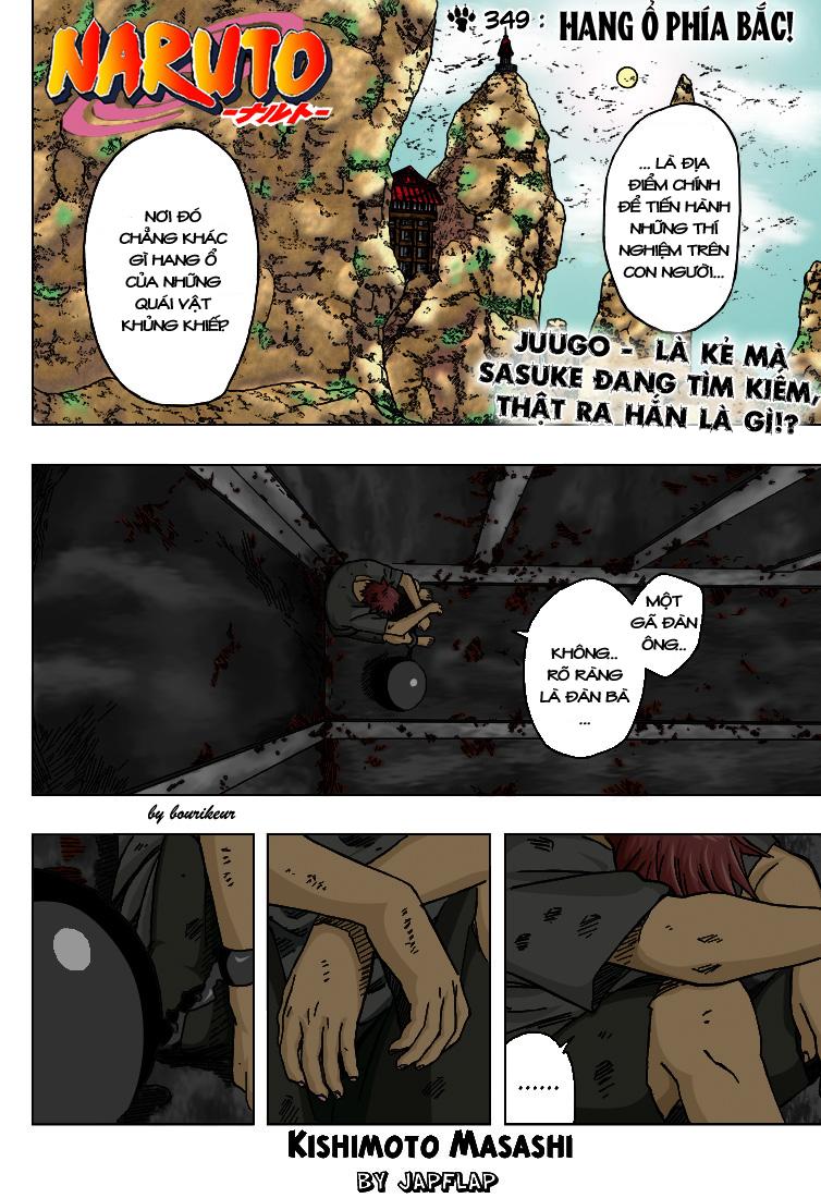 Naruto chap 349.Color Trang 1 - Mangak.info