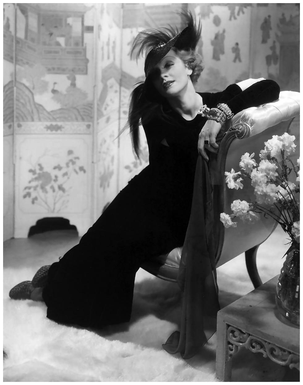 Marlene Dietrich, Edward Steichen. Fotografía | Photography