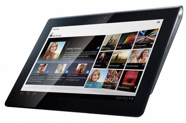 Harga dan Spesifikasi Sony Tablet S Android