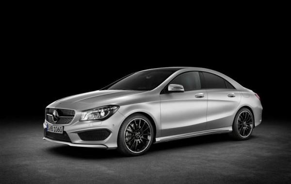 Mercedes Benz CLA Serisi