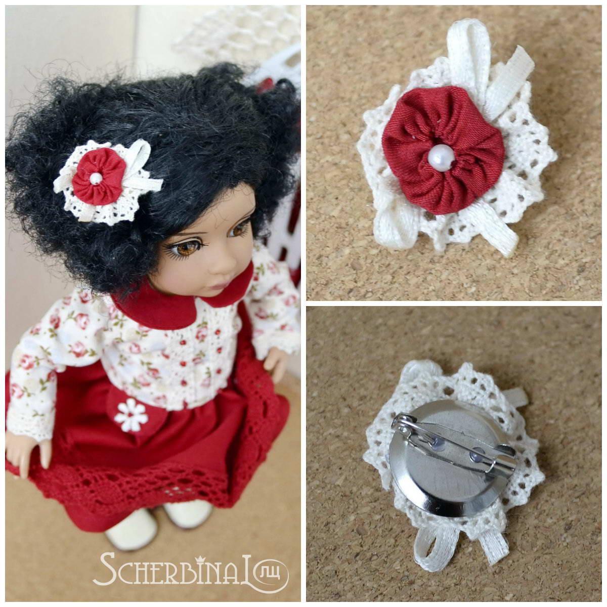 шарнирная кукла Trixi Robert Tonner