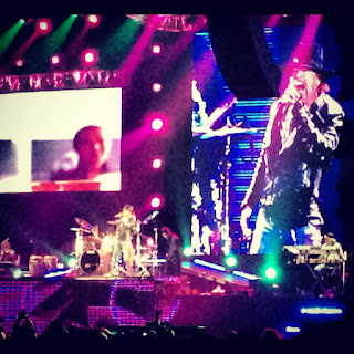 guns n roses glasgow 2012