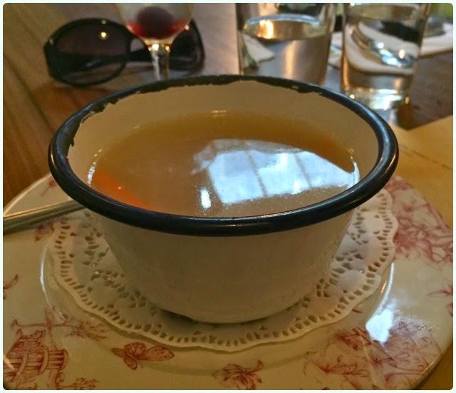Mishkin's, London - Chicken Soup