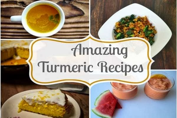 Top Recipes using Turmeric
