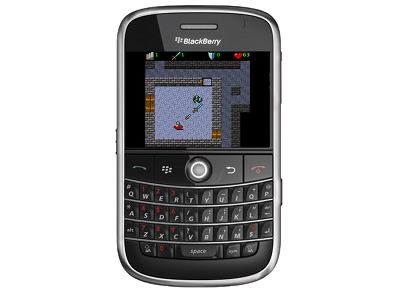 Blackberry Roguelike