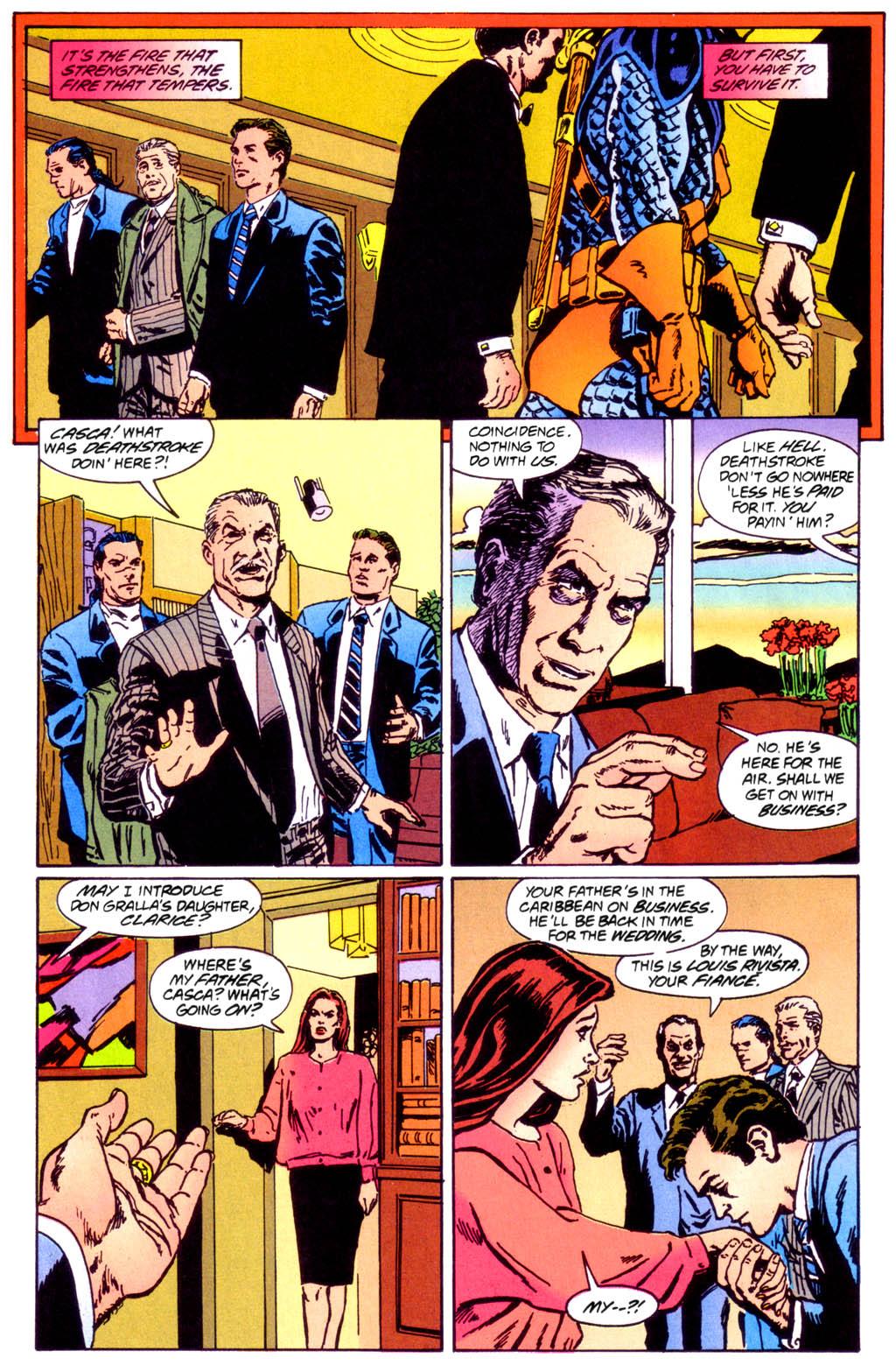 Deathstroke (1991) Issue #40 #45 - English 8