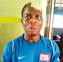 Beninoise man arrested for murder over birthday pig