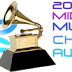 2014 Mid Year CDS Music Chart Awards: Nominees